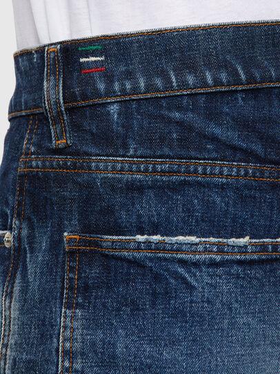 Diesel - D-Macs 0079P, Bleu Foncé - Jeans - Image 5