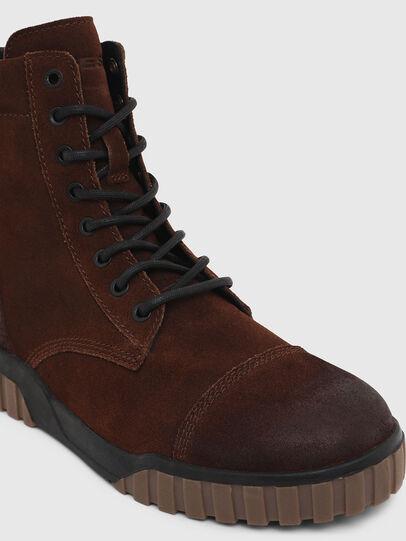 Diesel - H-RUA AM, Braun - Sneakers - Image 6