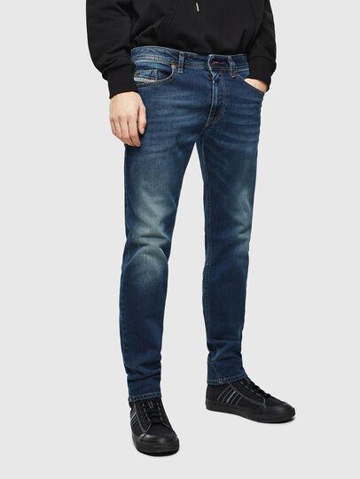 Diesel - Thommer 084BU, Dunkelblau - Jeans - Image 1