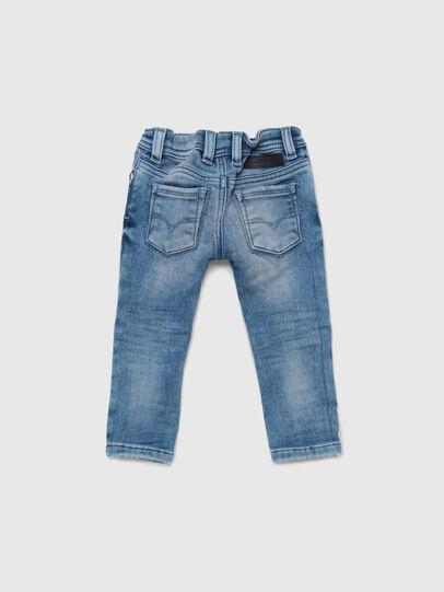 Diesel - SLEENKER-B JOGGJEANS-N, Mittelblau - Jeans - Image 2