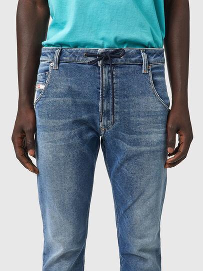 Diesel - Krooley JoggJeans® Z69VK, Bleu moyen - Jeans - Image 3