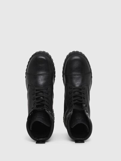Diesel - H-RUA AM, Schwarz - Sneakers - Image 5
