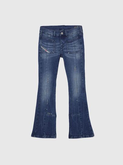 Diesel - D-EBBEY-J SP2, Bleu Foncé - Jeans - Image 1