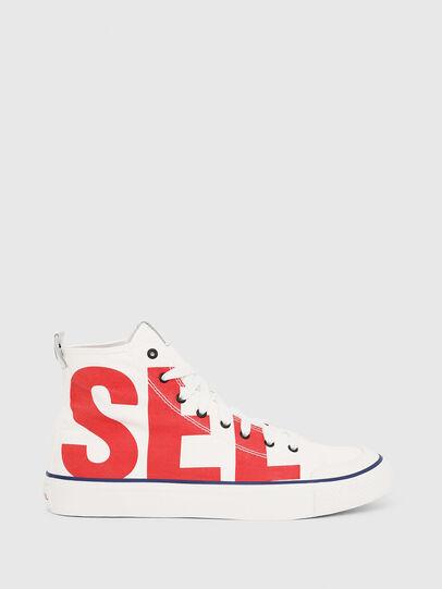Diesel - S-ASTICO MC, Weiß/Rot - Sneakers - Image 1