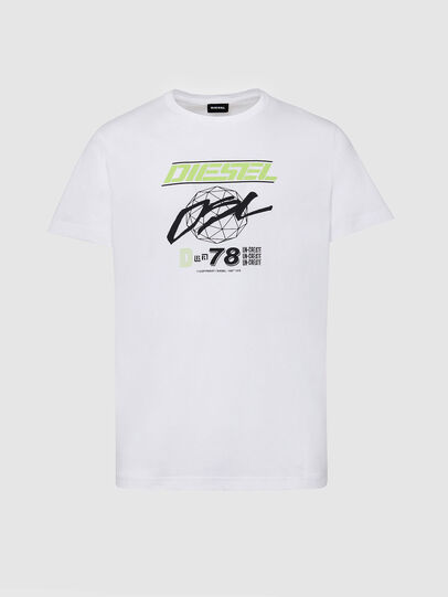 Diesel - T-DIEGOS-K34, Weiß - T-Shirts - Image 1
