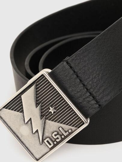 Diesel - B-MONT, Black - Belts - Image 2