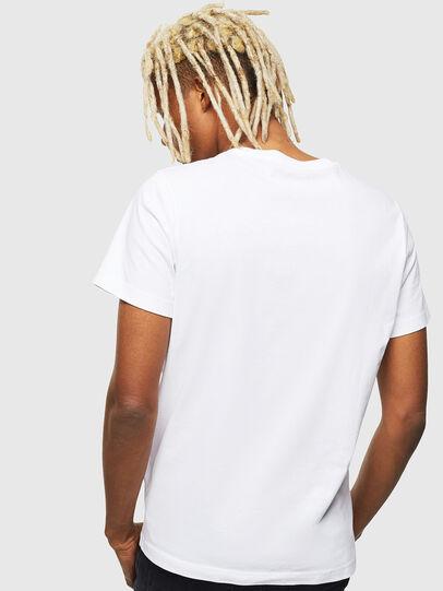 Diesel - T-DIEGO-001978, Weiß - T-Shirts - Image 3