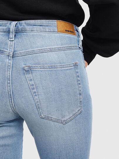 Diesel - Babhila 0095D, Hellblau - Jeans - Image 4