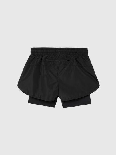 Diesel - UFLB-FAUSTIN-HIGH, Noir - Pantalons - Image 2