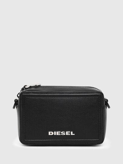 Diesel - ROSA' ML, Schwarz - Schultertaschen - Image 1