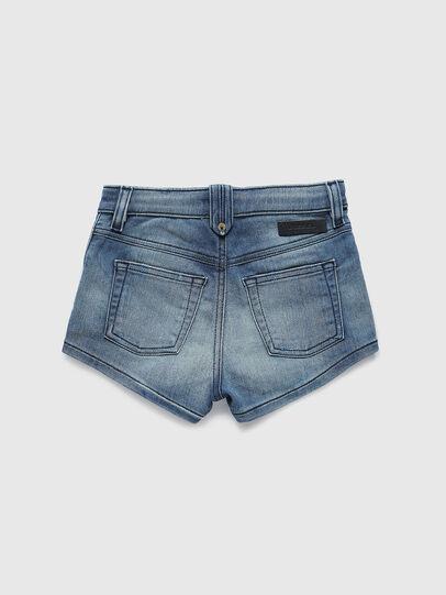 Diesel - PGINGHER JOGGJEANS, Bleu moyen - Shorts - Image 2