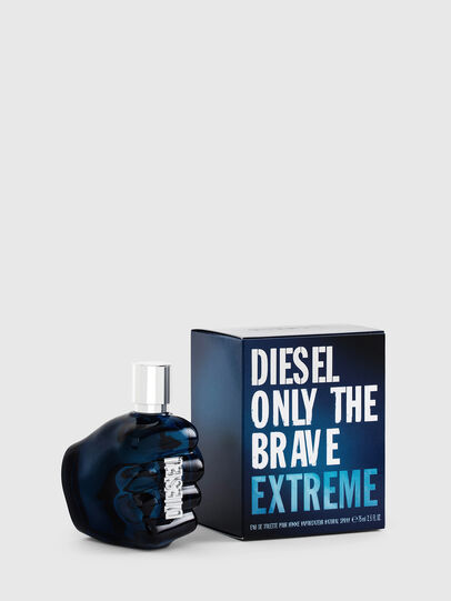 Diesel - ONLY THE BRAVE EXTREME 75ML, Dunkelblau - Only The Brave - Image 1