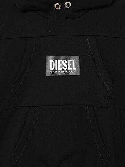 Diesel - SALBYPOCKETS OVER, Schwarz - Sweatshirts - Image 3