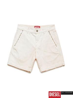 GR02-P303, Weiß - Kurze Hosen