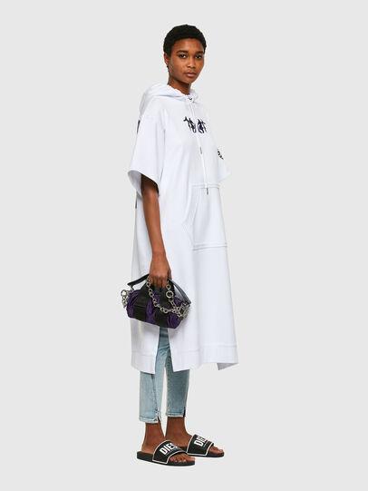 Diesel - D-ORSY, Blanc - Robes - Image 5