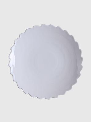 10985 MACHINE COLLEC, Weiß - Teller