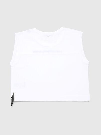 Diesel - TFELIX, Weiß - T-Shirts und Tops - Image 2