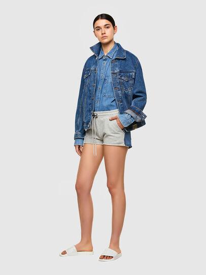 Diesel - S-PAM, Bleu/Gris - Shorts - Image 5