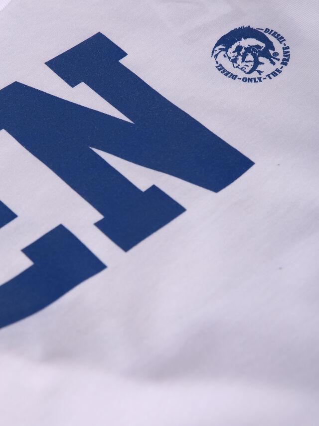 TOFRI SLIM, Weiß/Blau