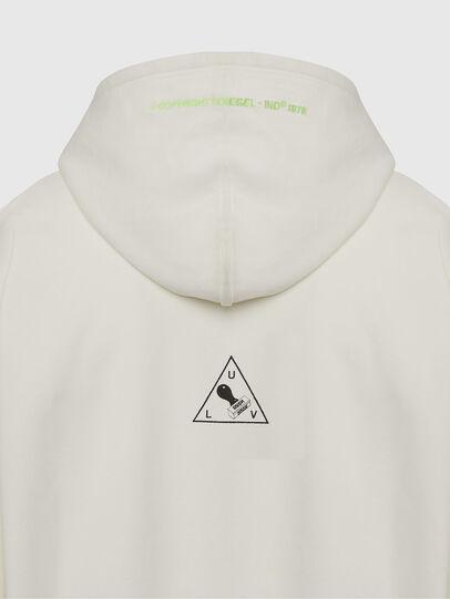 Diesel - S-ALBY-X2, Weiß - Sweatshirts - Image 4
