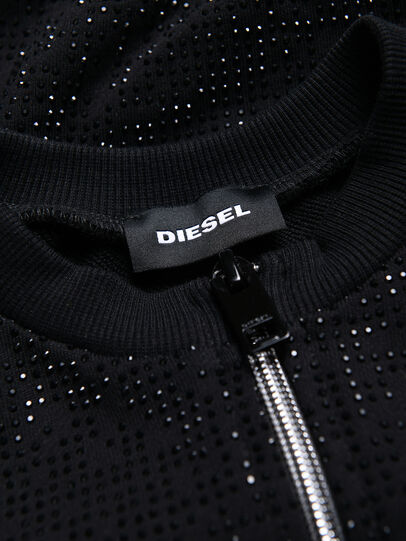 Diesel - STWINY, Schwarz - Sweatshirts - Image 3