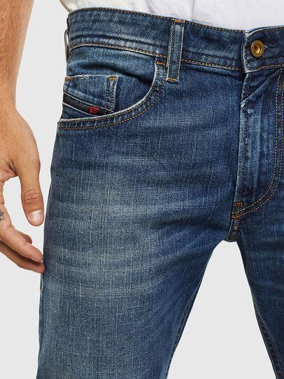 Diesel - Thommer 089AR, Dunkelblau - Jeans - Image 3