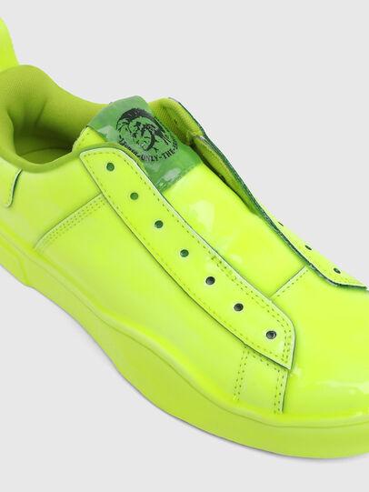 Diesel - S-CLEVER SO W, Gelb - Sneakers - Image 4