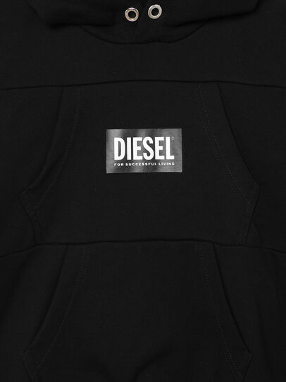 Diesel - SALBYPOCKETS OVER, Nero - Felpe - Image 3