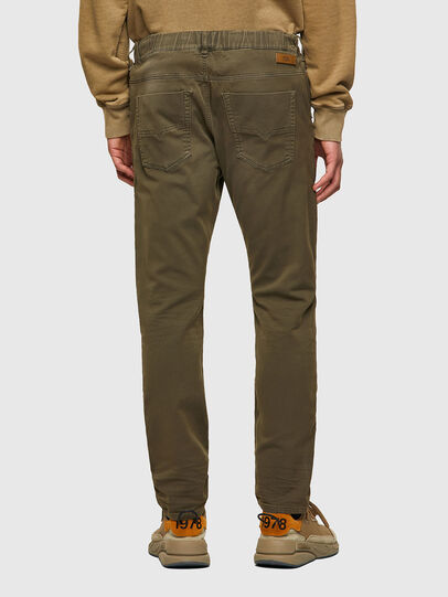 Diesel - Krooley JoggJeans® 0670M, Verde Scuro - Jeans - Image 2