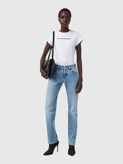Diesel - D-Lyla 09B14, Blu Chiaro - Jeans - Image 5