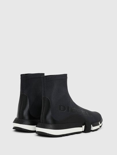 Diesel - H-PADOLA HIGH SOCK W, Schwarz - Sneakers - Image 3