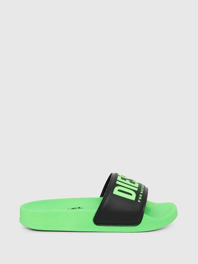 Diesel - SA-MAYEMI YO, Vert/Noir - Footwear - Image 1