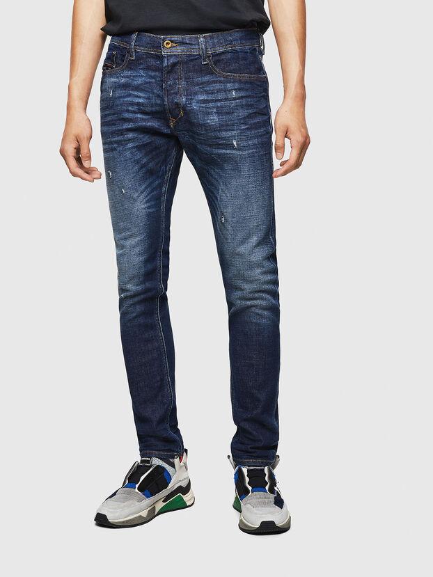Tepphar 087AT, Dunkelblau - Jeans