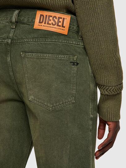 Diesel - D-Macs 09A35, Vert - Jeans - Image 4
