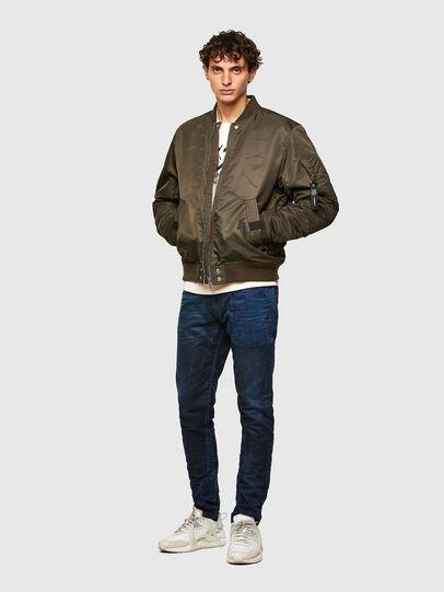 Diesel - D-Strukt JoggJeans® 069TY, Bleu Foncé - Jeans - Image 6