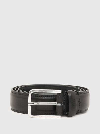 Diesel - B-NOOD, Black - Belts - Image 1