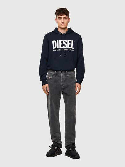 Diesel - D-Macs 09A23, Noir/Gris foncé - Jeans - Image 6