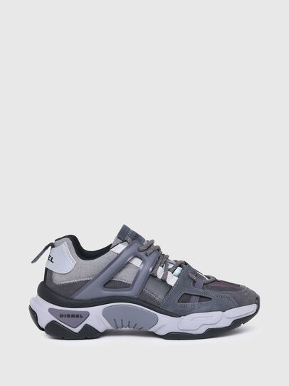 Diesel - S-KIPPER LOW TREK II, Grey - Sneakers - Image 1