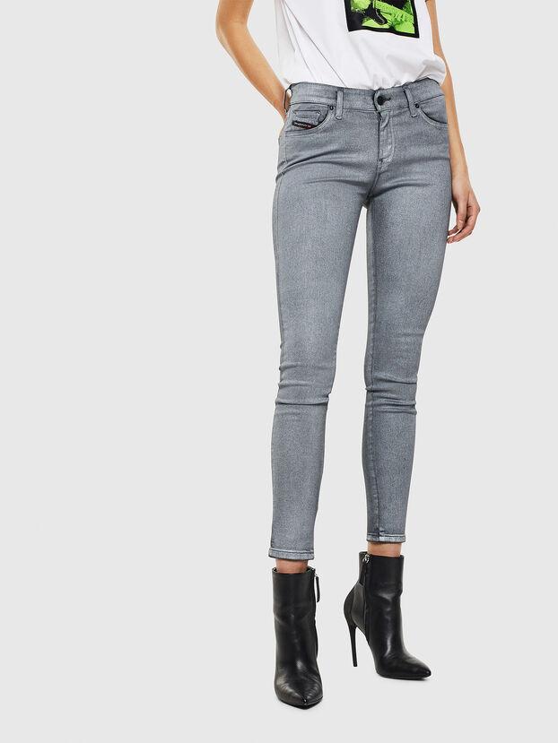 Slandy 069JV, Hellgrau - Jeans