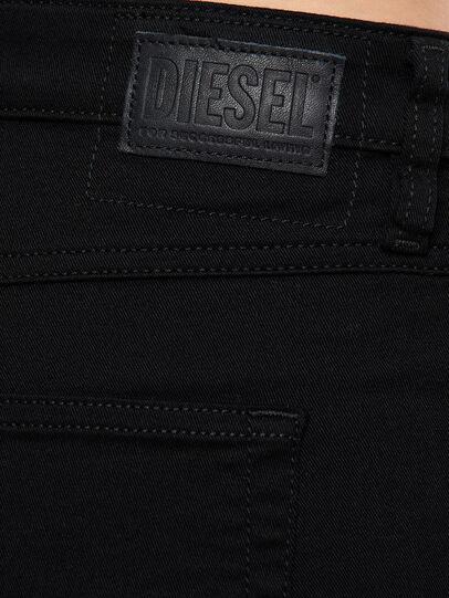 Diesel - Babhila 069EI, Schwarz/Dunkelgrau - Jeans - Image 3