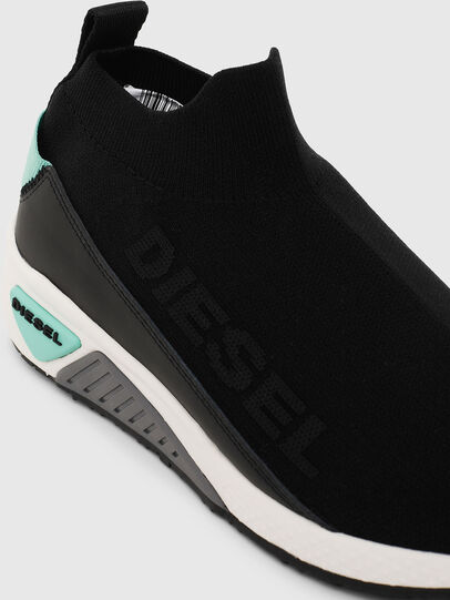 Diesel - S-KB SOCK QB W, Schwarz - Sneakers - Image 5