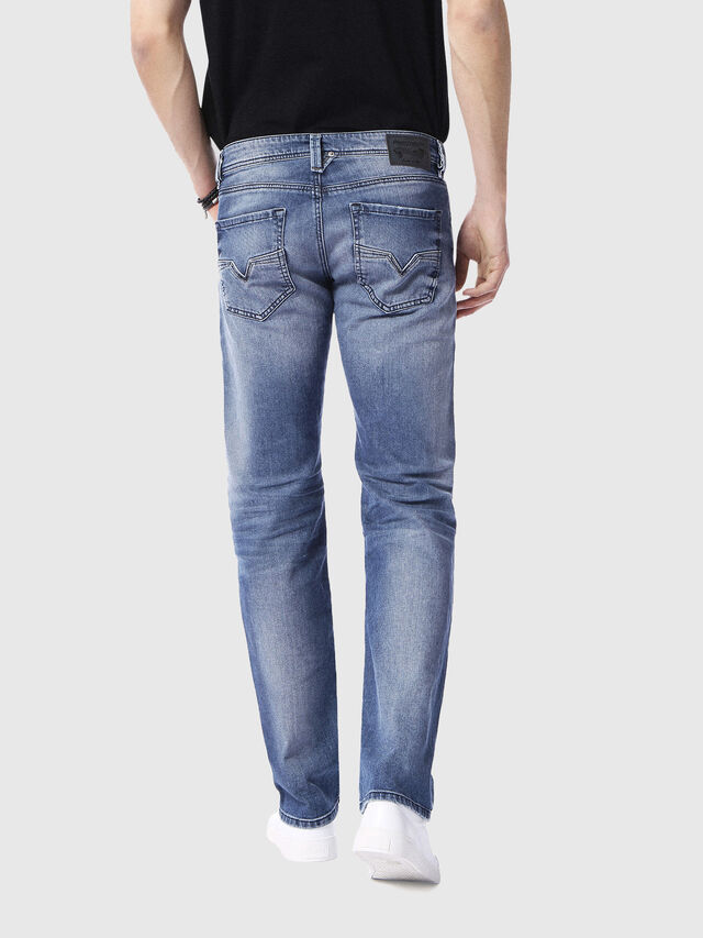 Diesel - Larkee 0853P, Hellblau - Jeans - Image 2