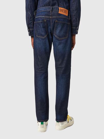 Diesel - D-Viker 09A12, Bleu Foncé - Jeans - Image 2