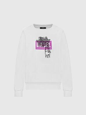 F-MAGDA-E40, Weiß - Sweatshirts