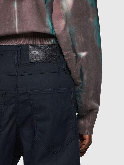Diesel - D-Plata JoggJeans® 069WK, Bleu Foncé - Jeans - Image 4