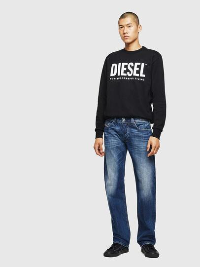 Diesel - Larkee 008XR, Dunkelblau - Jeans - Image 5