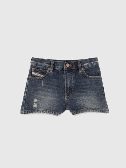 Diesel - PBOYSHORT, Bleu Foncé - Shorts - Image 1