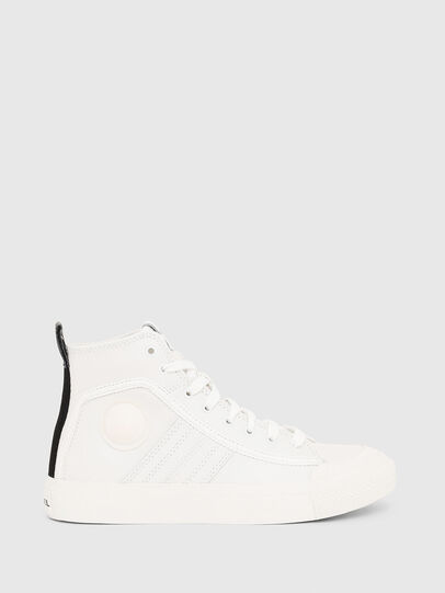 Diesel - S-ASTICO MID LACE W, Weiß - Sneakers - Image 1