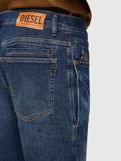 Diesel - D-Fining-Chino 009MI, Bleu Foncé - Jeans - Image 3