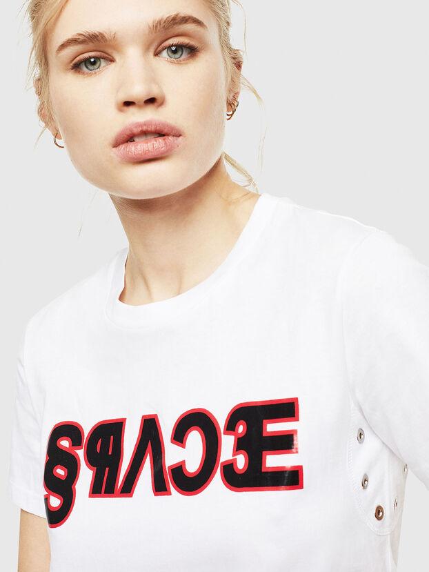 T-SILY-WO, Weiß - T-Shirts